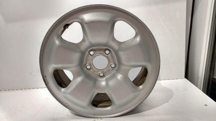 2014 CHEROKEE WHEEL 5 SPOKE STEEL WITH STEMS SILVER GRAY - King Series Trucks Parts & Accessories