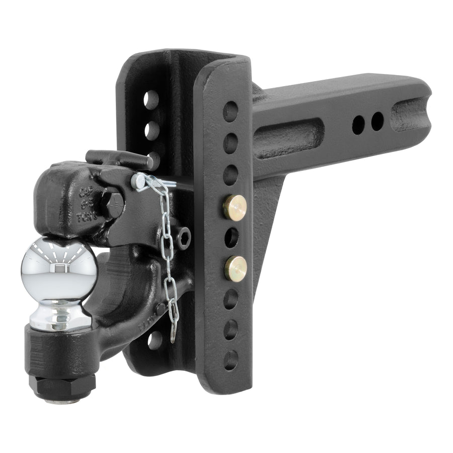 "Adjustable Channel Mount with 2-5/16"" Ball & Pintle (2-1/2"" Shank, 20,000 lbs.)"