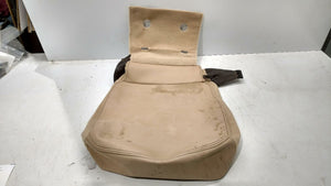 2014 F350SD SEAT, FRONT FRONT CENTER SEAT BOTTOM COVER ONLY, FRONT CENTER SEAT BOTTOM COVER ONLY,ADOBE TAN,4732707003393, 202