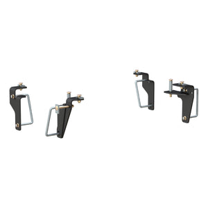 Fifth Wheel Trailer Hitch Bracket