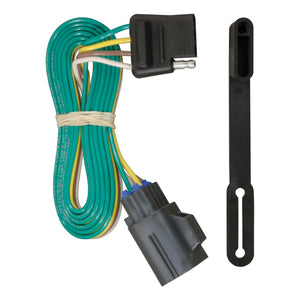 Custom Wiring Connector (4-Way Flat Output) - King Series Trucks, Parts & Accessories