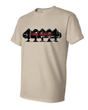 King Series T-shirt REDEEMABLE - King Series Trucks, Parts & Accessories