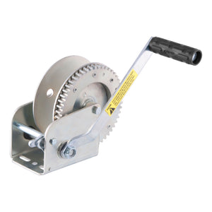 "Hand Winch (2,100 lbs., 10"" Handle) - King Series Trucks, Parts & Accessories"