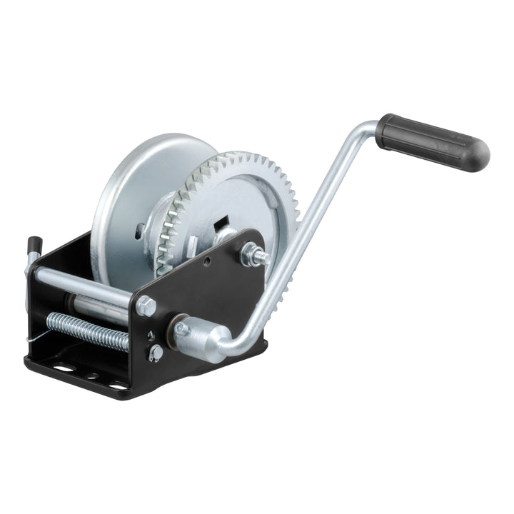 "Hand Winch (1,900 lbs., 8"" Handle) - King Series Trucks, Parts & Accessories"