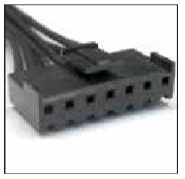 FORD OEM 7 CAVITY PIGTAIL WIRING CONNECTOR 391-TPW - King Series Trucks, Parts & Accessories