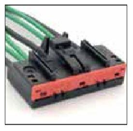 FORD OEM 7 CAVITY PIGTAIL WIRING CONNECTOR 759-TPW - King Series Trucks, Parts & Accessories