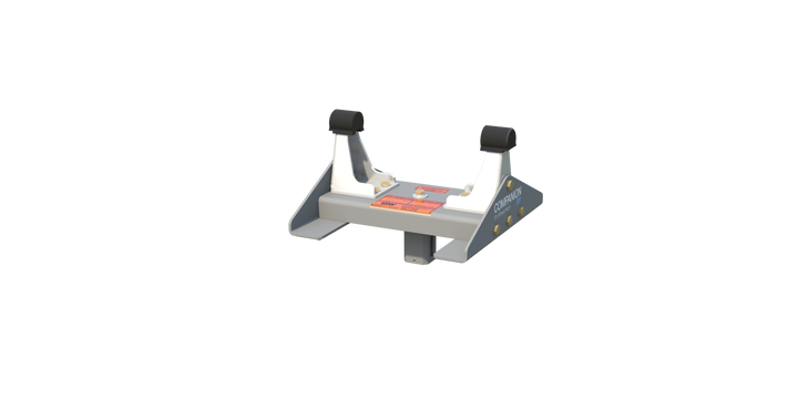 Companion 5th Wheel Hitch Base For A Flatbed Truck