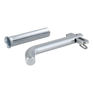 "1/2"" Swivel Hitch Pin with 5/8"" Adapter (1-1/4"" or 2"" Receiver, Zinc, Packaged) - King Series Trucks, Parts & Accessories"