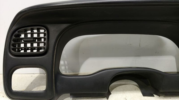 DODGE 2000 DODGE DAKOTA King Series Trucks Parts Accessories DASH BEZEL DASH PANEL BEZEL COVER BLACKDASH BEZEL - King Series