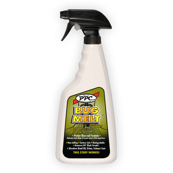 Best product to clean bugs off your car truck auto, PPC Bug Melt 20 oz, King Series Trucks Parts Accessories