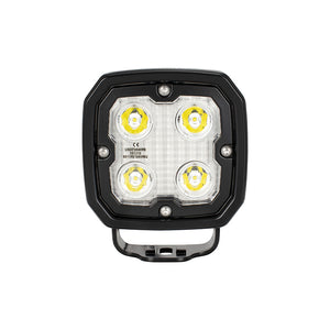 King Series Trucks, Parts & Accessories Vision X DURALUX WORK LIGHT 4 LED 40 DEGREE Item # DURA410 Part # 98911327