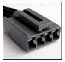 FORD OEM 4 CAVITY PIGTAIL WIRING CONNECTOR 714-TPW - King Series Trucks, Parts & Accessories
