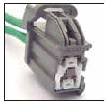 FORD OEM 4 CAVITY PIGTAIL WIRING CONNECTOR 779-TPW - King Series Trucks, Parts & Accessories