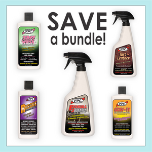 Save a Bundle on our PPC Cleaning Product Bundle, King Series Trucks Parts Accessories