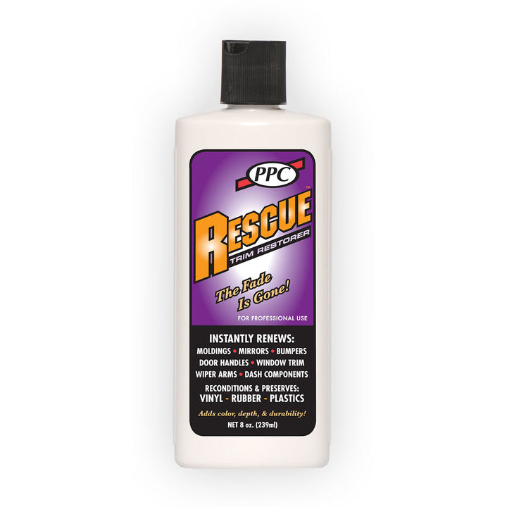 RESCUE Trim Restorer 8 oz. - King Series Trucks, Parts & Accessories - PPC