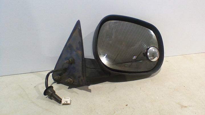 2000 DODGE DAKOTA King Series Trucks Parts Accessories SIDE VIEW MIRROR RH BLACK TEXT 4 DR PWR W/O HEAT FOLD 128-01292R