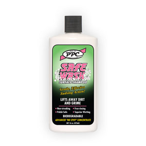 SAFE WASH Surface Shampoo 16 oz. - King Series Trucks, Parts & Accessories - PPC
