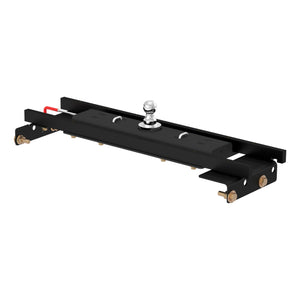 Double Lock Gooseneck Hitch Kit with Installation Brackets - King Series Trucks, Parts & Accessories