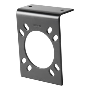 Connector Mounting Bracket for 7-Way RV Blade (Packaged)