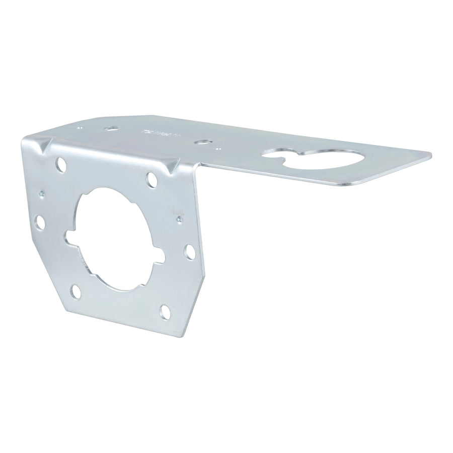 Connector Mounting Bracket for 4 or 6-Way Round