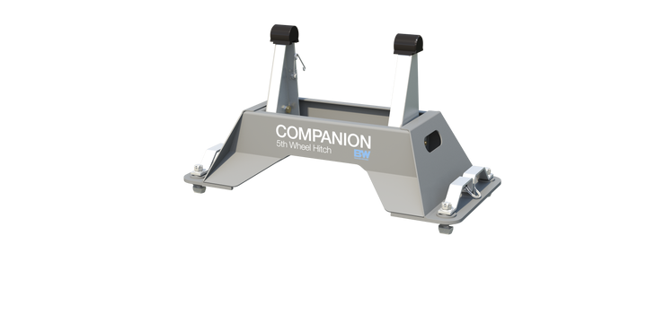 Companion 5th Wheel Hitch Base For Ford Puck System
