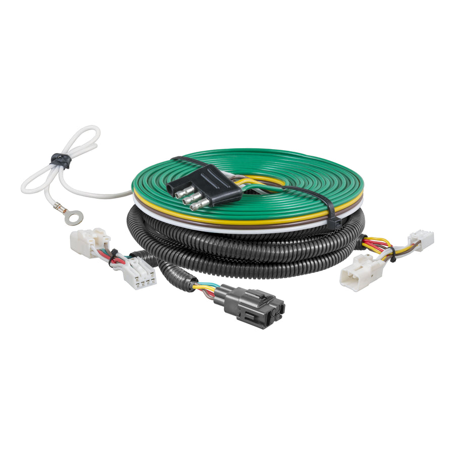 Custom Towed-Vehicle RV Wiring Harness - King Series Trucks, Parts & Accessories