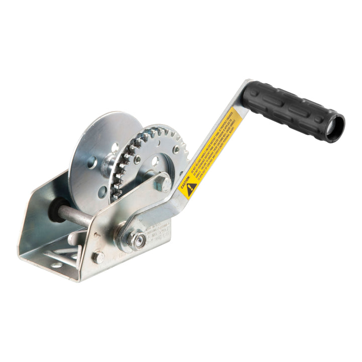 "Hand Winch (900 lbs., 7"" Handle) - King Series Trucks, Parts & Accessories"