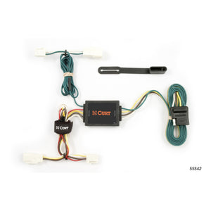 Custom Wiring Harness (4-Way Flat Output) - King Series Trucks, Parts & Accessories