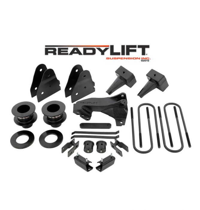 "King Series Trucks Parts Accessories 3 1/2"" Ready Lift Suspension Lift Kit - FORD SUPER DUTY F250/F350/F450 4WD"