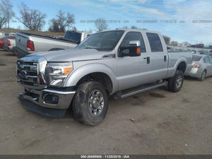 2011 King Series Trucks Parts Accessories 6 Six Door Pickup Truck2014 F250 HITCH/TOW HOOK/WINC LEFT TOW HOOK CHROME BC34-17B8