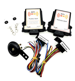 King Series, WiTi Wireless Towing Interface & Anti-Theft System, WiTi Anti-Theft is now available with GPS Tracking