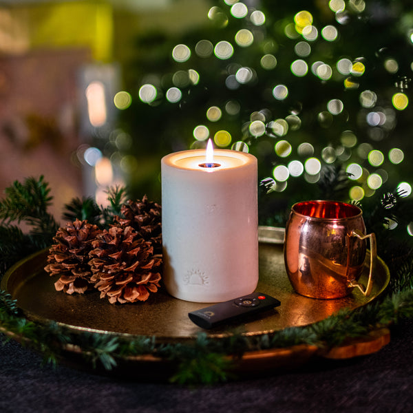 5 Tips for Holiday Candle Safety