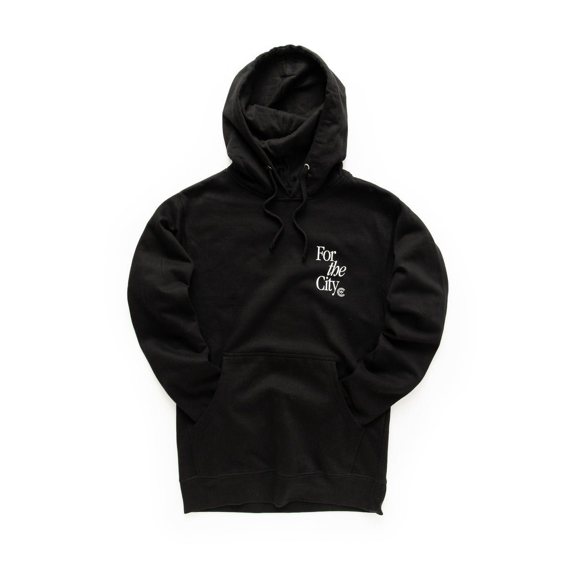 Centre For The City Fort Worth Hoodie (Black) - Centre For The City Fort Worth Hoodie (Black) -