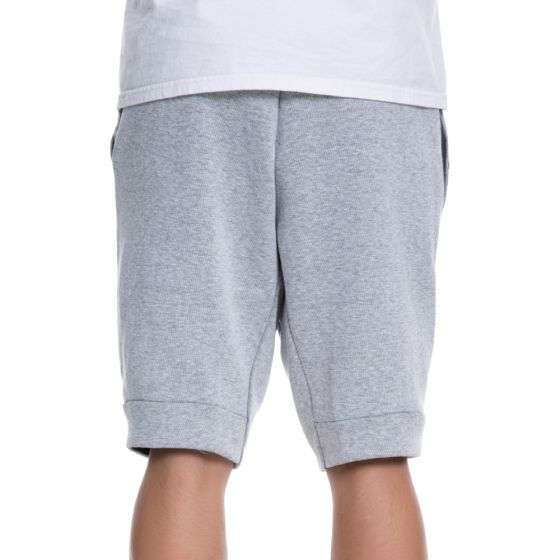 Nike Men's Tech Fleece Short (Light Grey/Black)