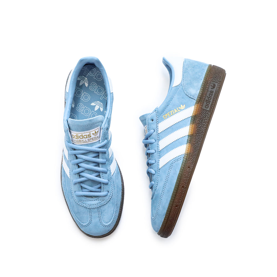 Adidas Handball Spezial (Light Blue/White/Gum) - Adidas