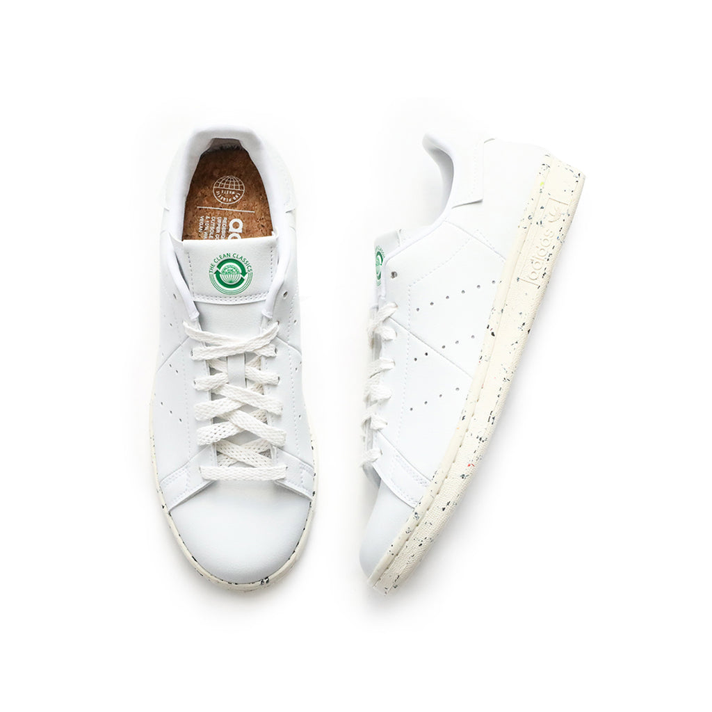 Adidas Stan Smith (White/Off White/Green)