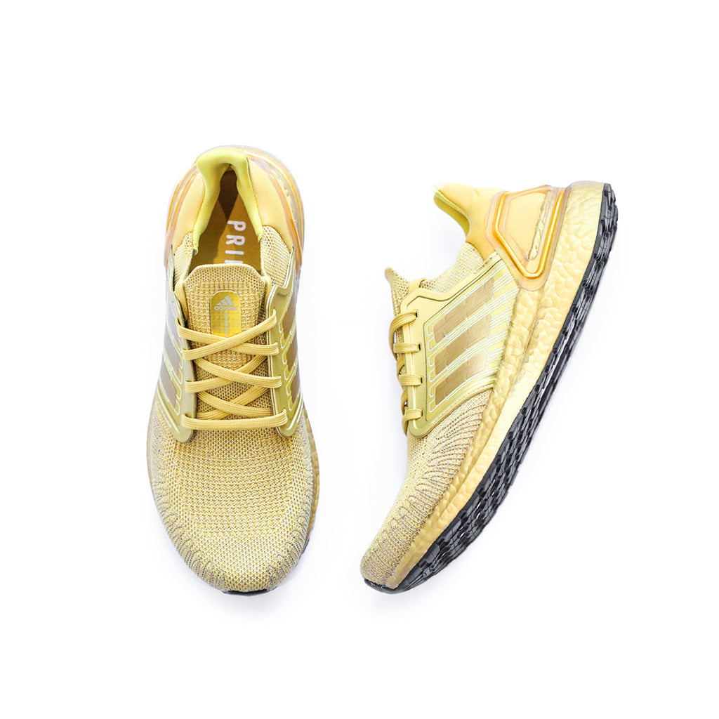 Adidas Ultraboost 20 (Metallic Gold)