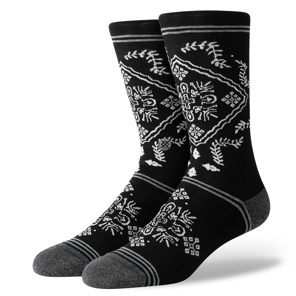 Stance Bandero Socks (Black) - Stance Bandero Socks (Black) -