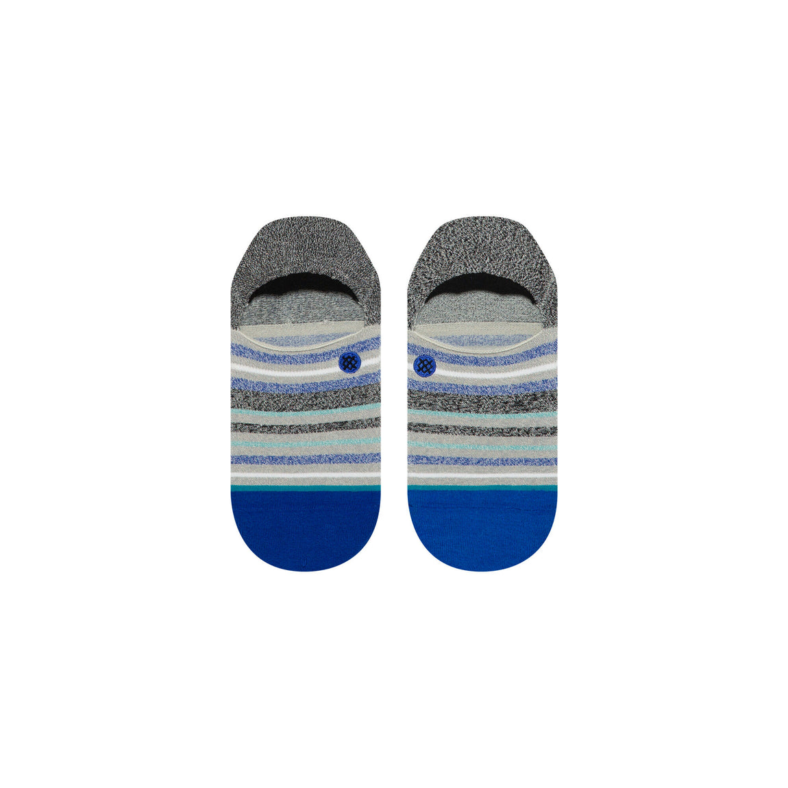 Stance Byron Bay Invisible Socks (Blue) - Stance Byron Bay Invisible Socks (Blue) -