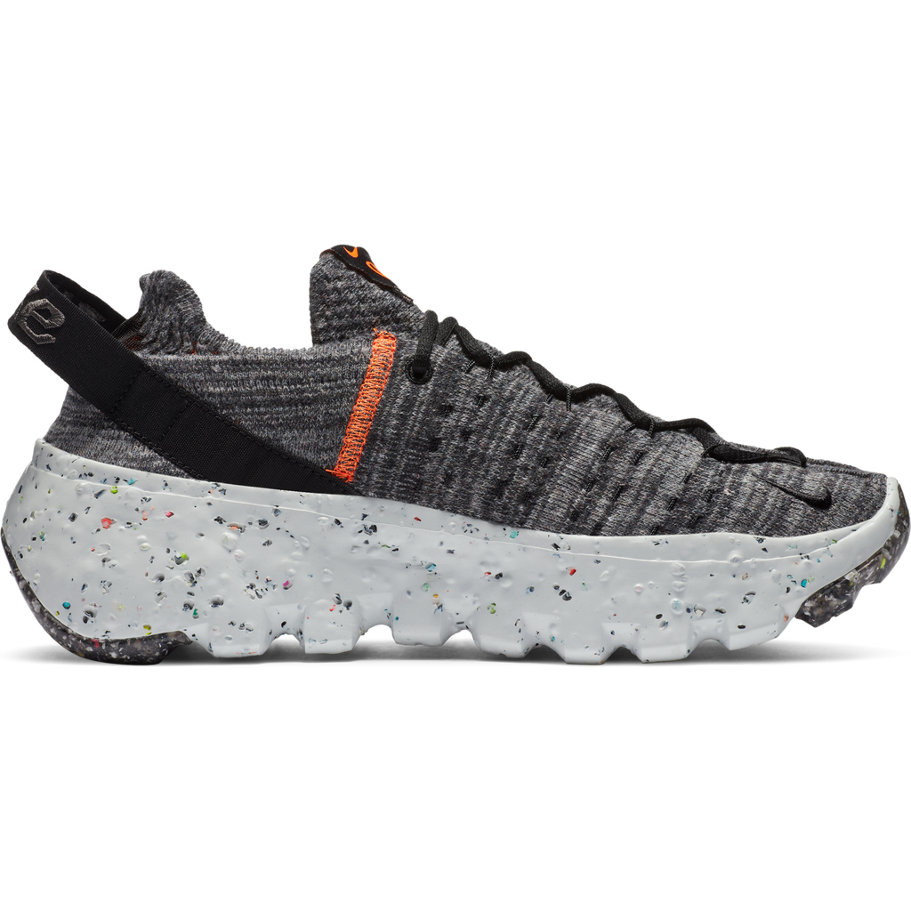 Nike Women's Space Hippie 04 (Iron Grey/Photon Dust-Black)