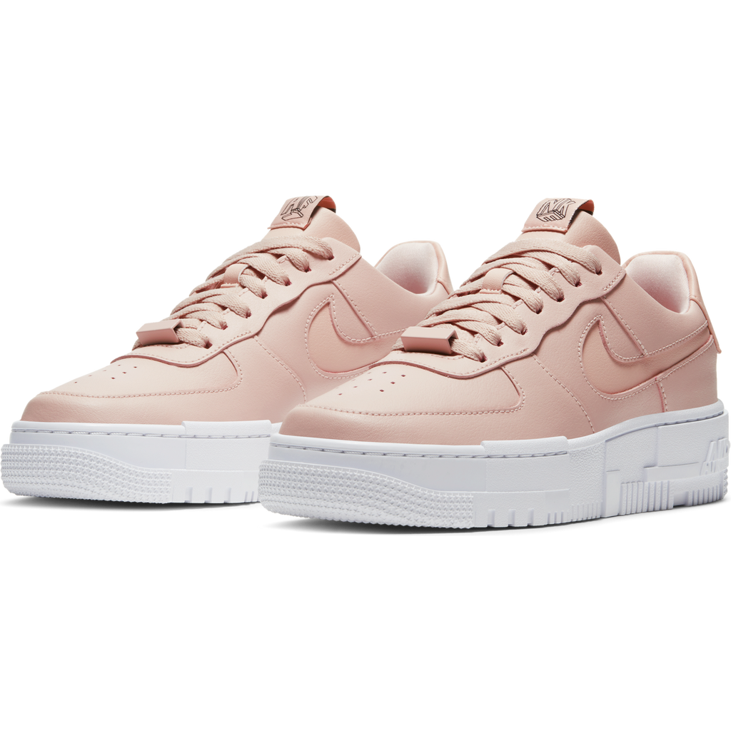 Nike Women's Air Force 1 Pixel (Particle Beige/Particle Beige)