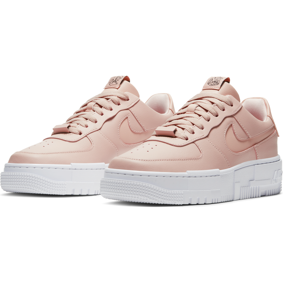 Nike Women's Air Force 1 Pixel (Particle Beige/Particle Beige) - Women