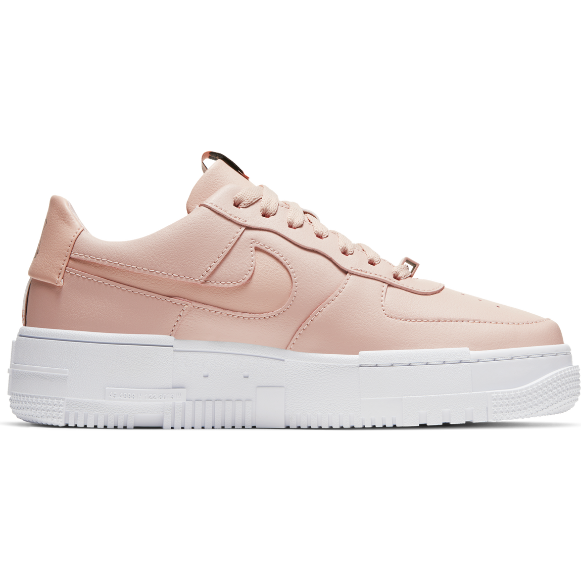 Nike Women's Air Force 1 Pixel (Particle Beige/Particle Beige) - Nike Women's Air Force 1 Pixel (Particle Beige/Particle Beige) -