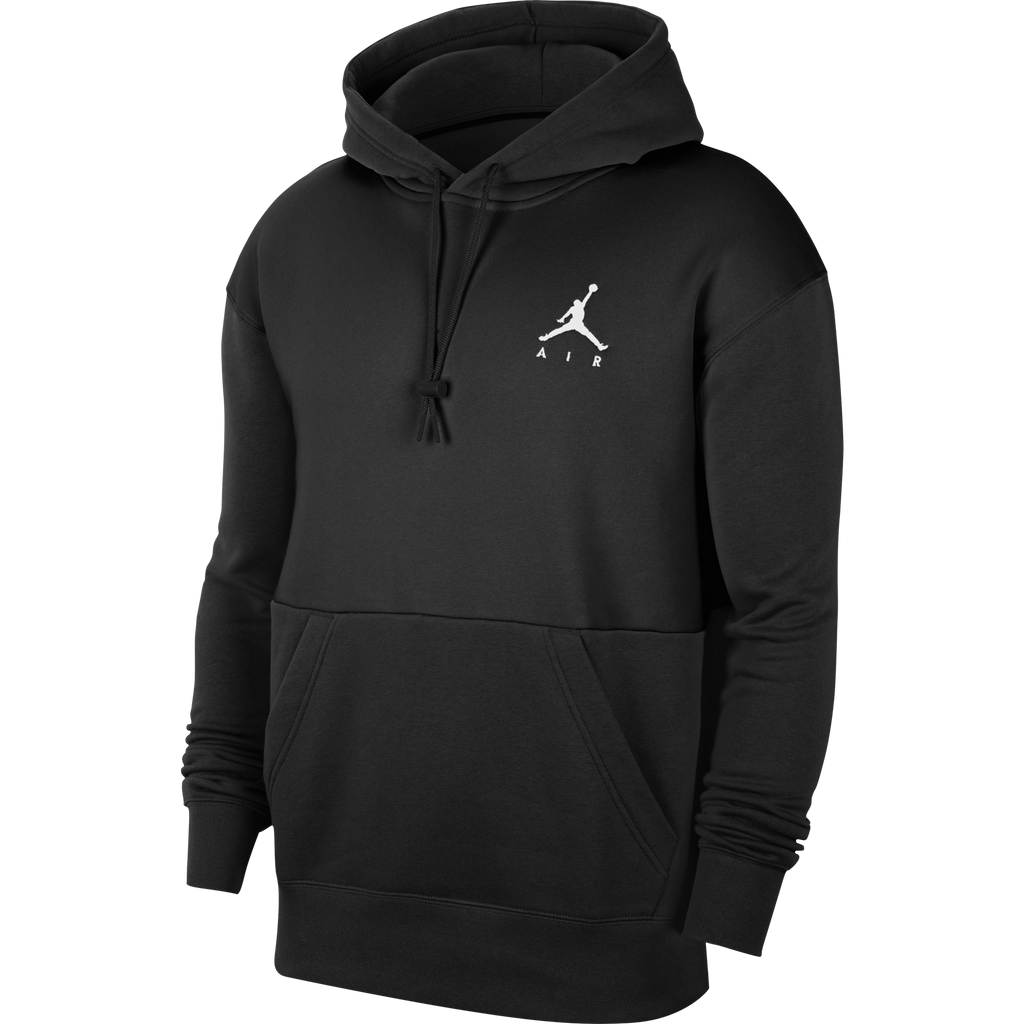 Jordan Jumpman Air Hoodie (Black/White)