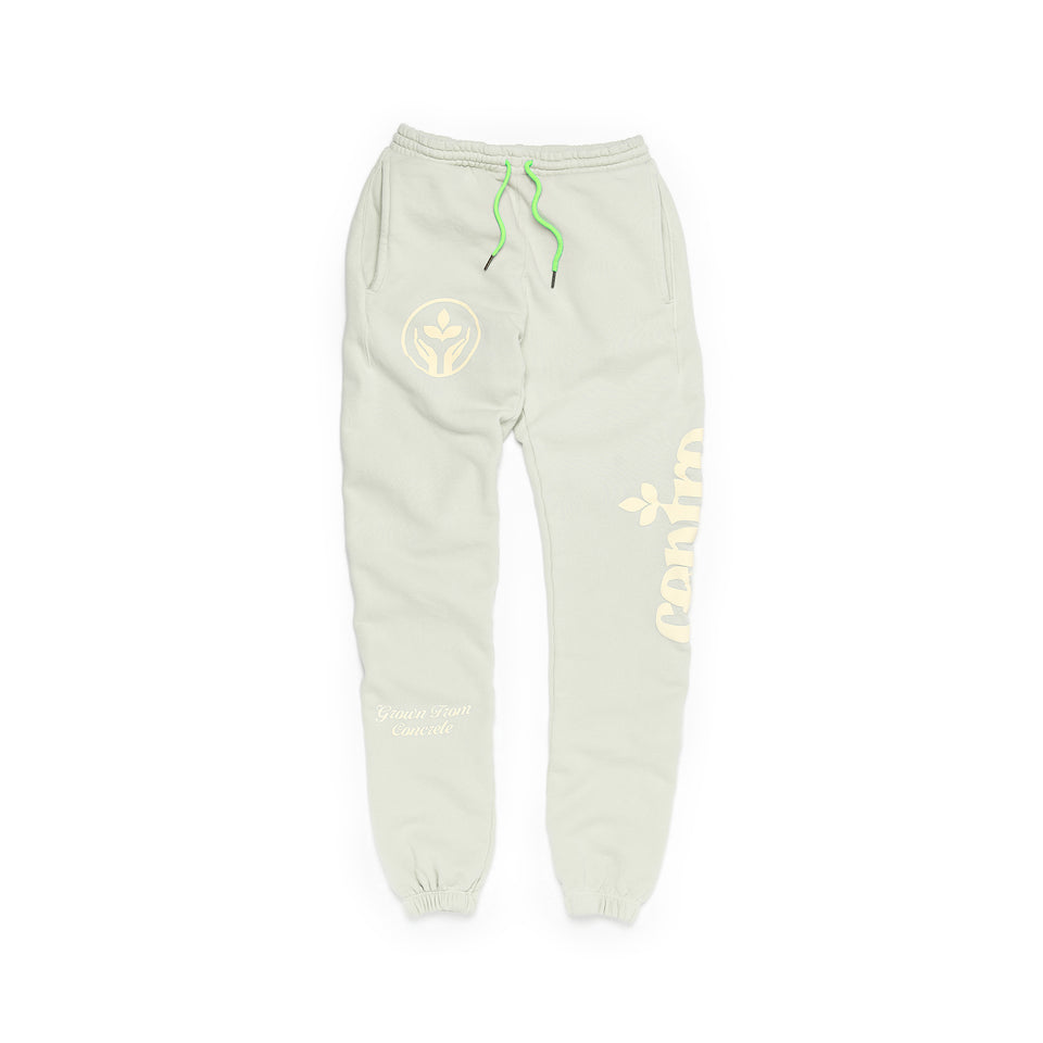 Centre Homegrown Fleece Pants (Cloud) - Centre - Bottoms