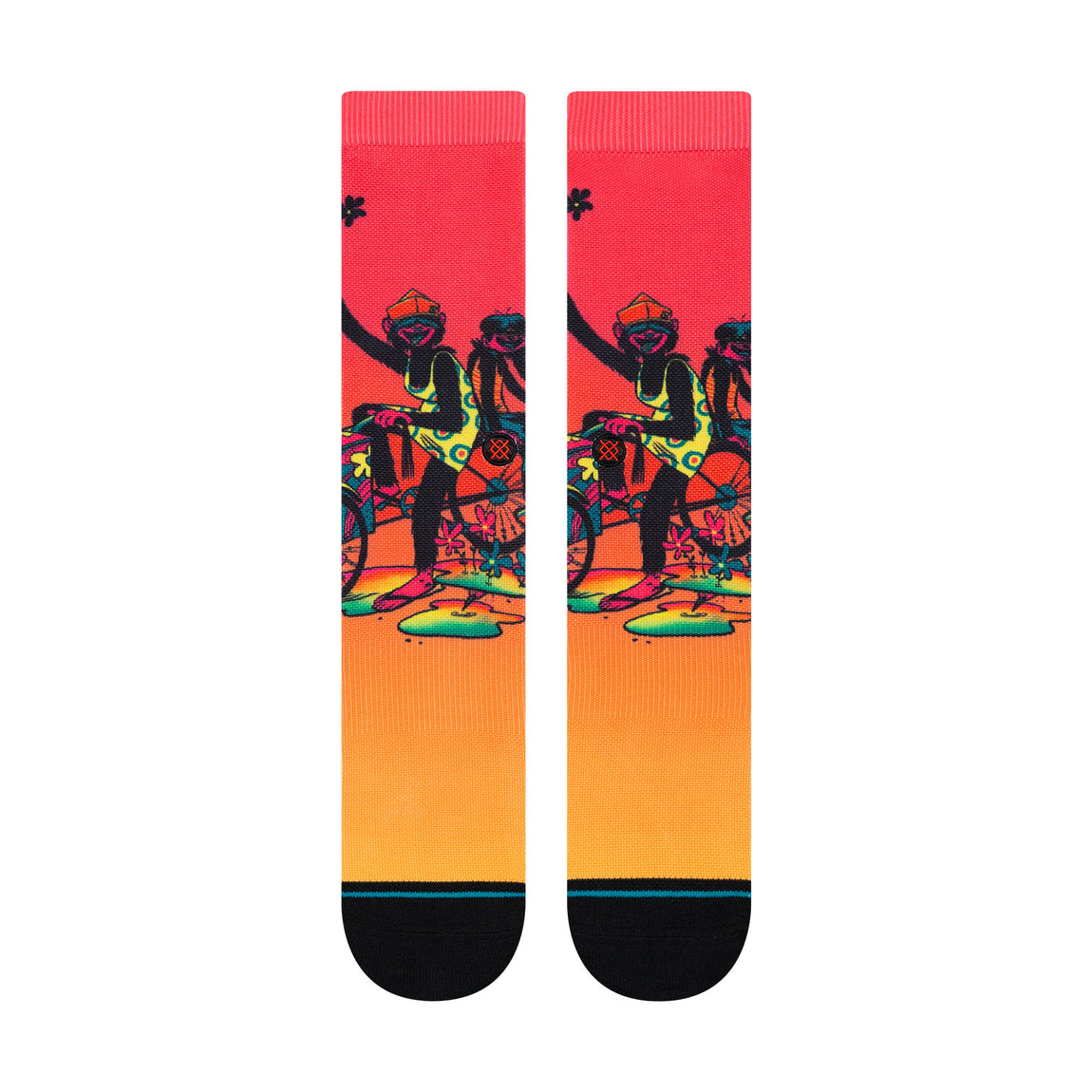 Stance Cruising Socks (Multi) - Stance Cruising Socks (Multi) -