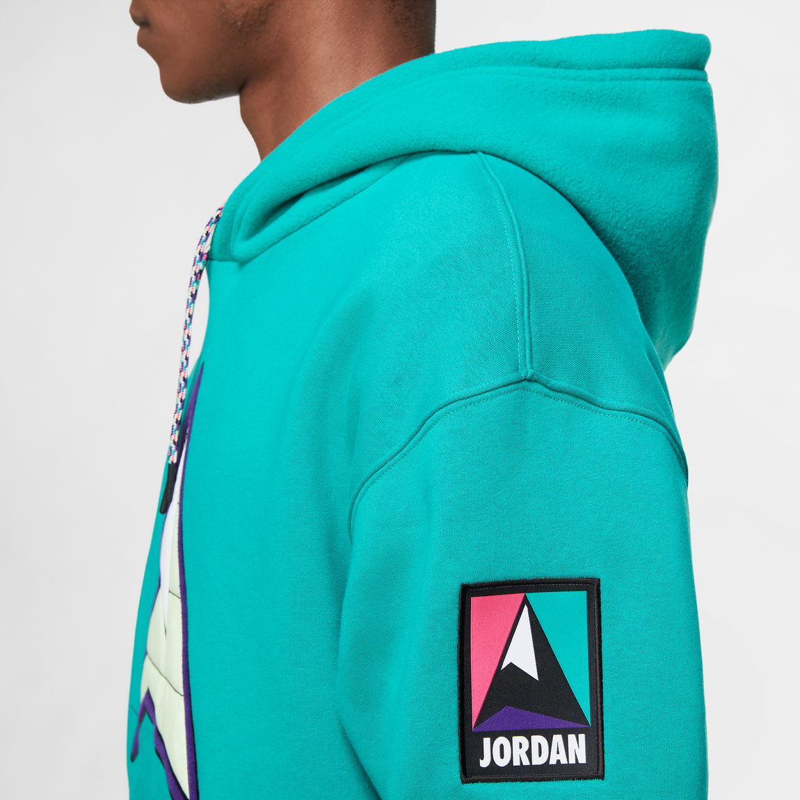 Jordan Winter Utility Hoodie (Neptune Green/Watermelon) - Jordan Winter Utility Hoodie (Neptune Green/Watermelon) -