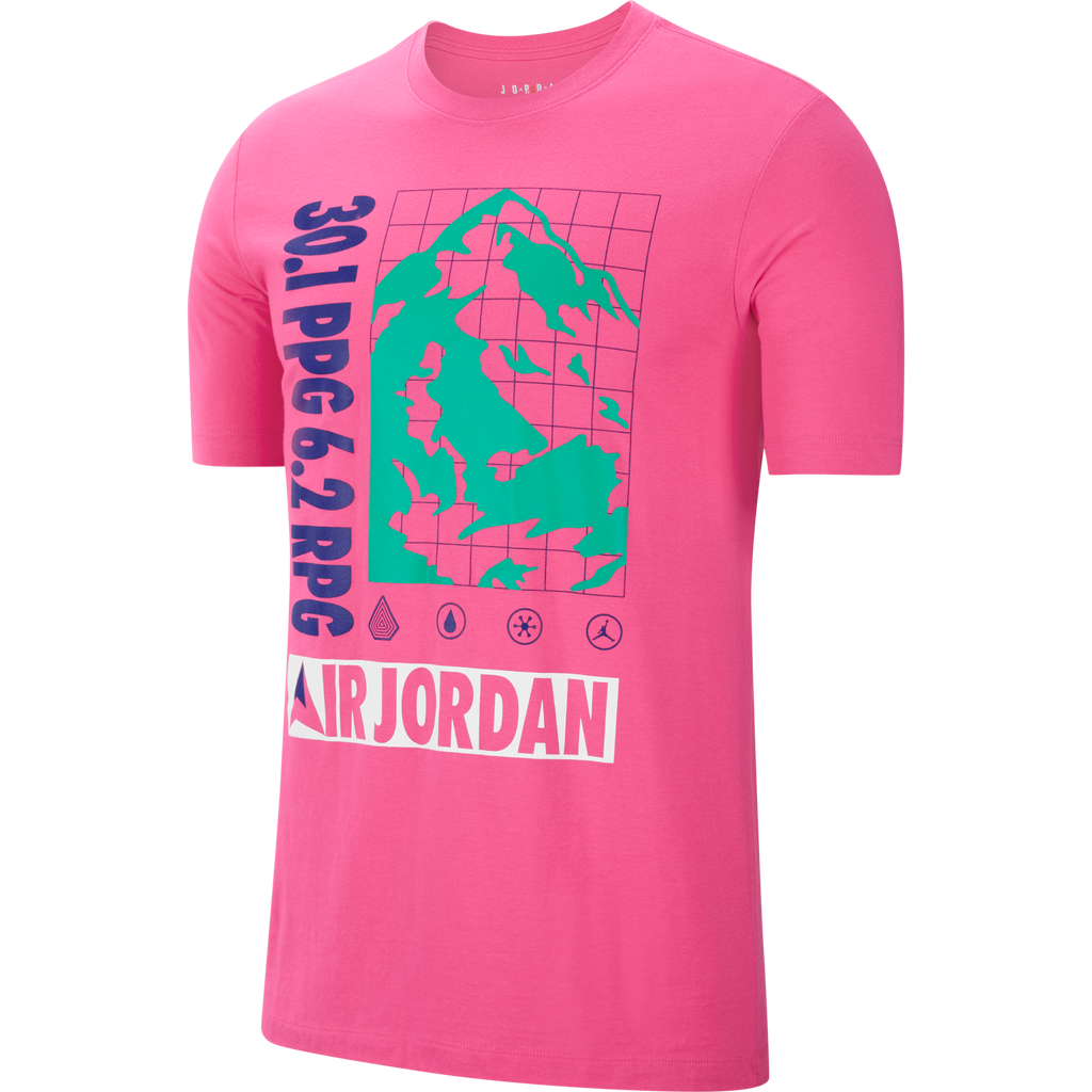 Jordan Winter Utility Tee (Watermelon)