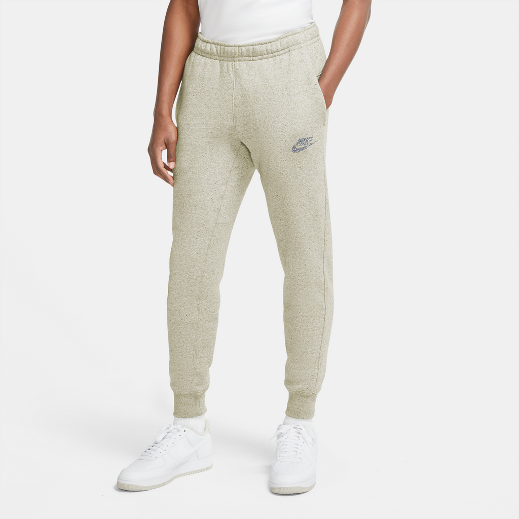 Nike Sportswear Fleece Pants (Sand/Multicolor)