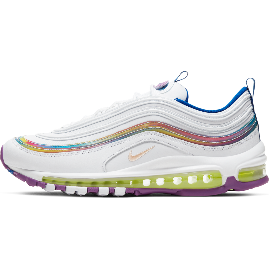 Nike Women's Air Max 97 SE (White/Washed Coral)